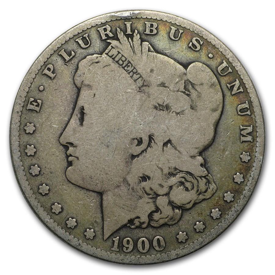 1900-S Morgan Dollar Good