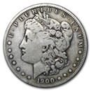 1900-S Morgan Dollar VG/VF