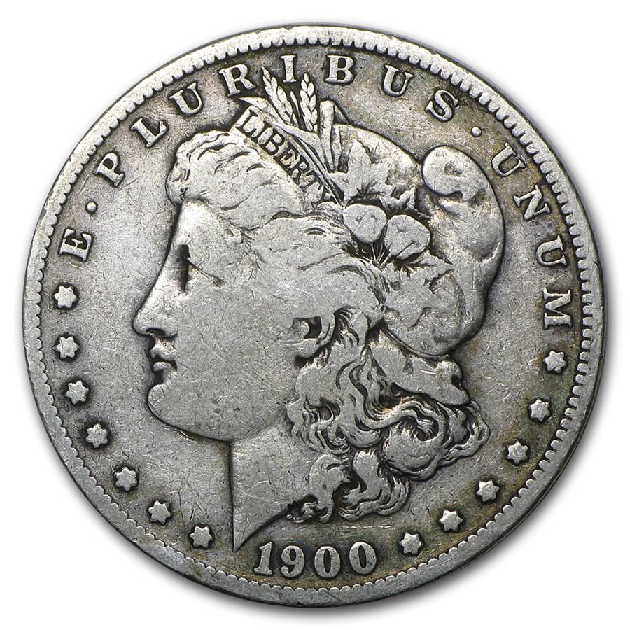 1900-S Morgan Dollar VG/VF