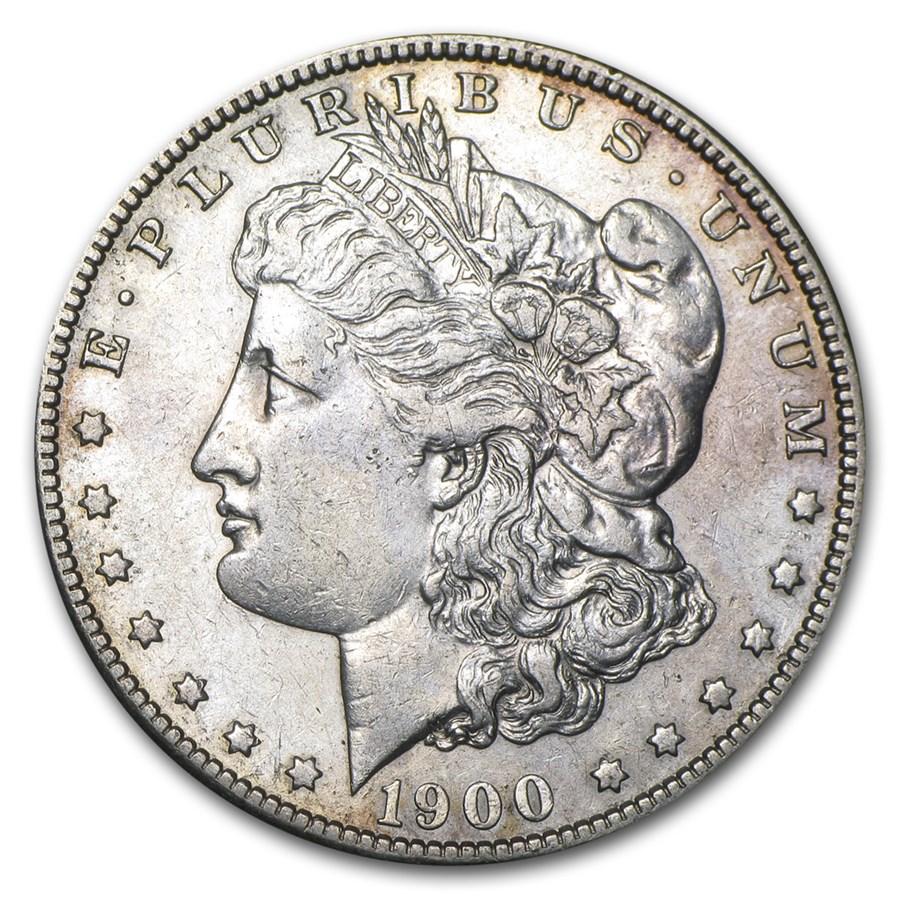1900-S Morgan Dollar XF
