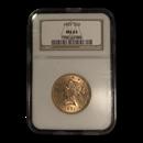 1901 $10 Liberty Gold Eagle MS-63 NGC