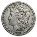 1901 Morgan Dollar VF