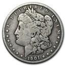 1901 Morgan Dollar VG