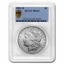1901-O Morgan Dollar MS-64 PCGS