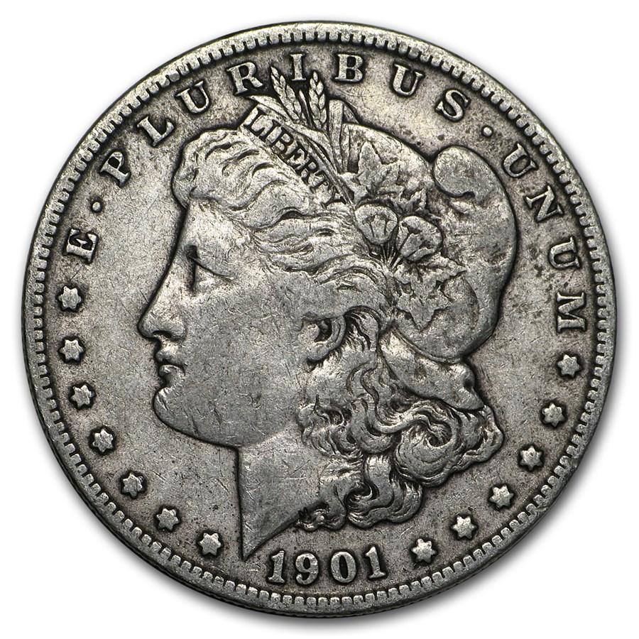 1901-O Morgan Dollar VG/VF