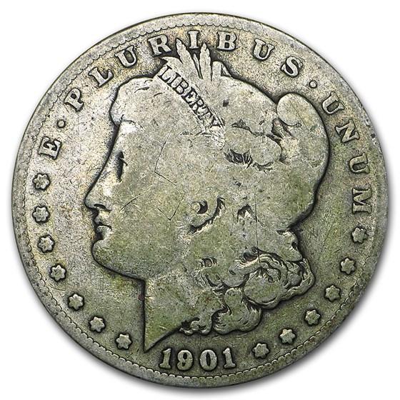 1901-S Morgan Dollar Good