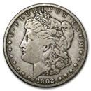 1902-O Morgan Dollar VG/VF