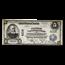 1902 Plain Back $5 Central National Bank Cleveland OH (CH#4318)