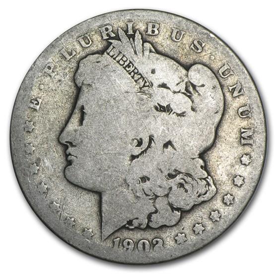 1902-S Morgan Dollar AG