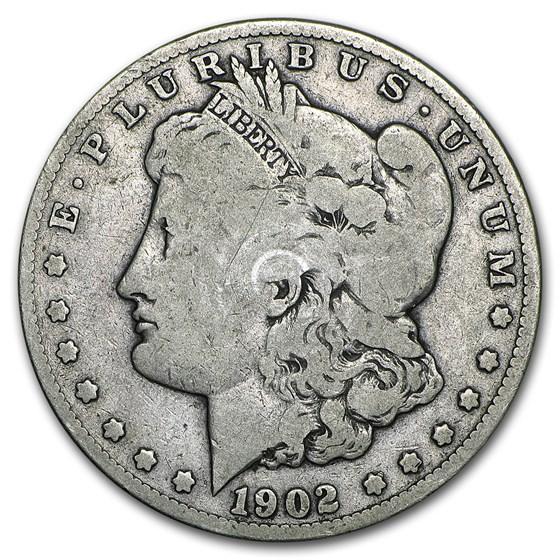 1902-S Morgan Dollar Good