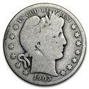 1903 Barber Half Dollar Good