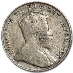 1903 Canada 10 Cents Fine