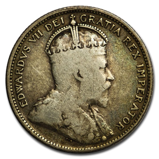 1903 Canada 25 Cents VG