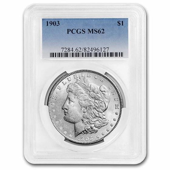 1903 Morgan Dollar MS-62 PCGS