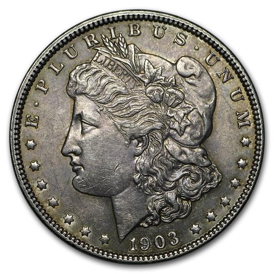 1903 Morgan Dollar XF