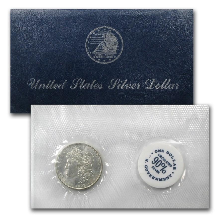 1903-O Morgan Dollar Morgan Dollar (GSA Soft Pack)