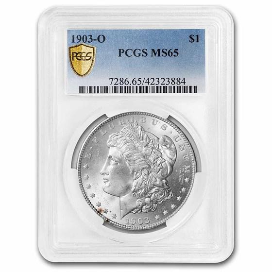 1903-O Morgan Dollar MS-65 PCGS