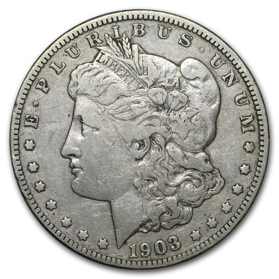 1903-O Morgan Dollar VF