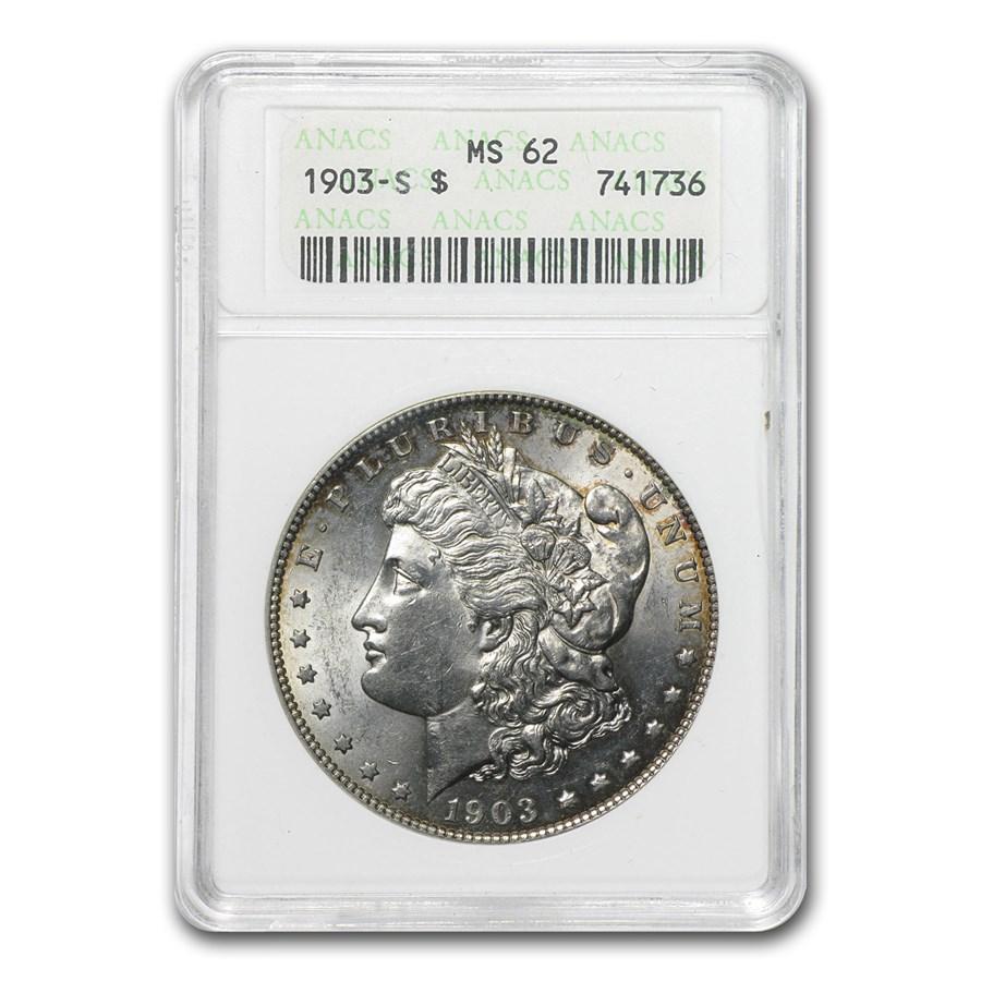 1903-S Morgan Dollar BU