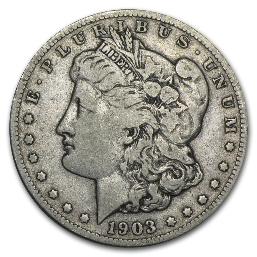 1903-S Morgan Dollar Fine