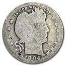 1904 Barber Quarter AG
