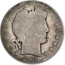 1904-O Barber Half Dollar AG