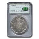 1904-O Morgan Dollar PL MS-64 PCGS CAC (Rattler)
