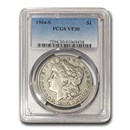 1904-S Morgan Dollar VF-30 PCGS