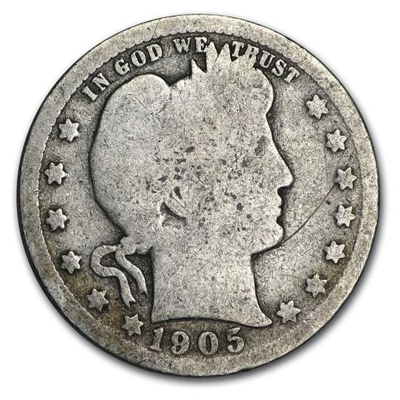 1905 Barber Quarter AG
