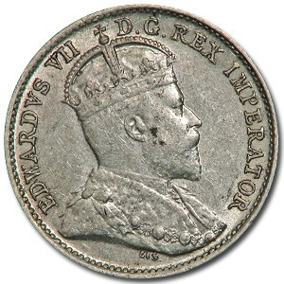 1905 Canada 5 Cents AU