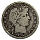 1905-O Barber Half Dollar Fine
