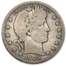 1905-S Barber Quarter Good