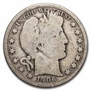 1906-D Barber Half Dollar Good