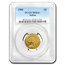 1908 $5 Indian Gold Half Eagle MS-64+ PCGS