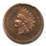 1908 Indian Head Cent PR-64 PCGS (Red/Brown)