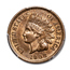 1908-S Indian Head Cent MS-62 PCGS (Brown)