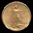1909 $20 Saint-Gaudens Gold Double Eagle AU-55 NGC