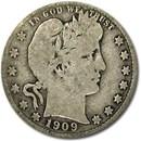 1909-D Barber Quarter Good