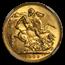 1909-S Australia Gold Sovereign Edward VII MS-61 NGC