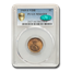 1909-S VDB Lincoln Cent MS-66 PCGS CAC (Red/Brown)