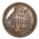 1910 German States Nurnberg AR Commercial Medal SP-63 PCGS