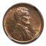1910-S Lincoln Cent MS-63 NGC CAC (Red/Brown)
