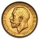 1911-C Canada Gold Sovereign BU