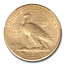 1912-S $10 Indian Gold Eagle AU-50 PCGS