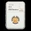 1913 $2.50 Indian Gold Quarter Eagle MS-65 NGC
