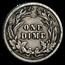 1913-S Barber Dime VF (Details)