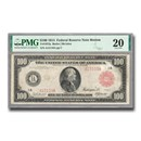 1914 (1-A Boston) $100 FRN VF-20 PMG (Fr#1072A)