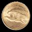 1914 $20 Saint-Gaudens Gold Double Eagle AU-55 PCGS