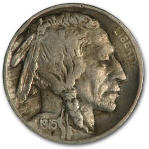 1915 Buffalo Nickel Fine