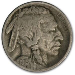 1915 Buffalo Nickel VF